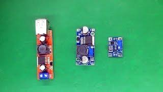 Полезные электронные модули из Китая ⚡ DC-DC преобразователи с Алиэкспресс 👍