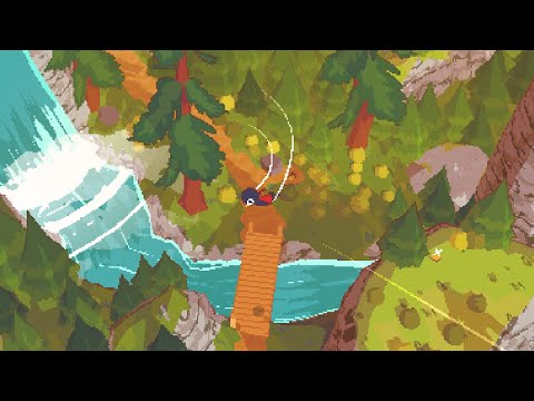A Short Hike is a relaxing game about enjoying a wee trek   PC Gamer