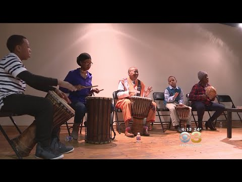 Kwanzaa Celebrated With Drums, Yoga At African-American Museum
