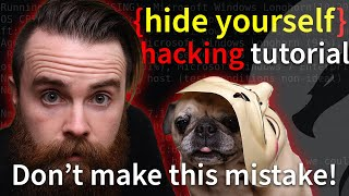 learning hacking? DON'T mąke this mistake!! (hide yourself with Kali Linux and ProxyChains)