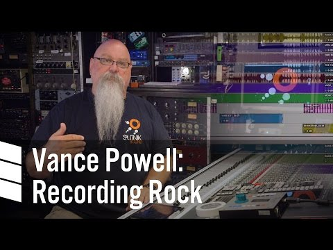 Vance Powell: Recording Rock