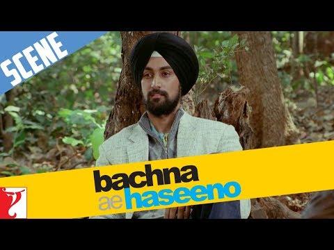 Scene - Raj! Mahi ka DDLJ wala hero | Bachna Ae Haseeno | Ranbir Kapoor Mp3