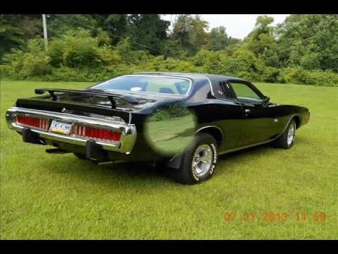 1973 Dodge Charger SE - YouTube