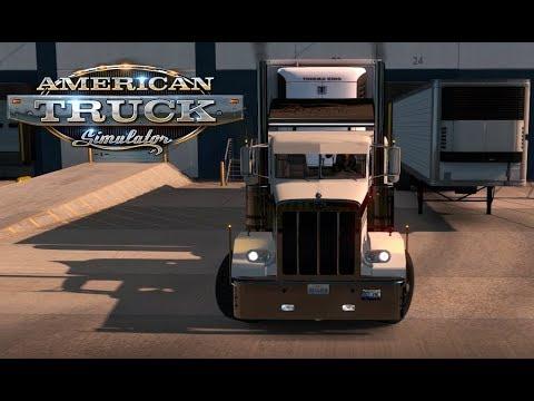 American Truck Simulator: Peterbilt 389 Custom - 840HP - Seibert To Denver