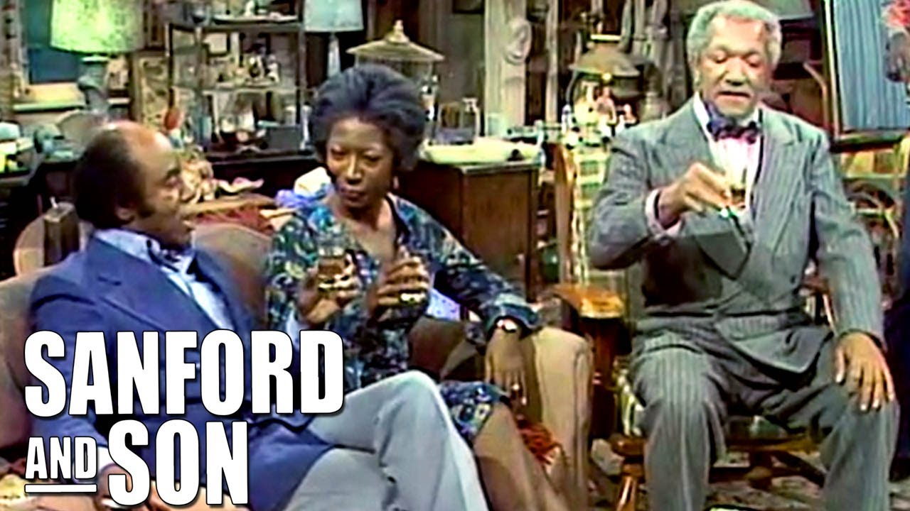 Donna Invites A Patient Over For Dinner | Sanford and Son