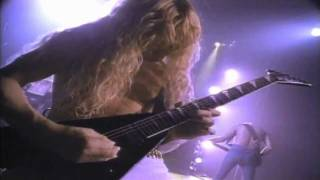 "Megadeth - ""Holy Wars...The Punishment Due"" - Rust In Peace (1990)"