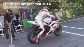 Crazy fast Yamaha R6 at Gurnigel Hillclimb 2016 by Reto Wiederkehr
