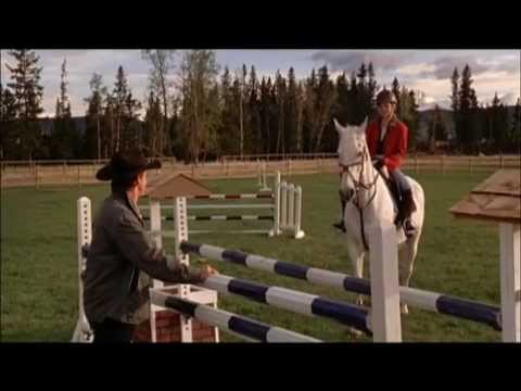 Heartland Amy And Spartan Jumping