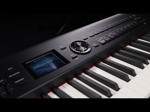 Performing on Stage with the Roland RD-800 Stage Piano (Overview)