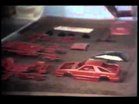 Adventures in Scale Modeling | Dodge Daytona Turbo & Richard Petty's NASCAR Pontiac | PART 1/4