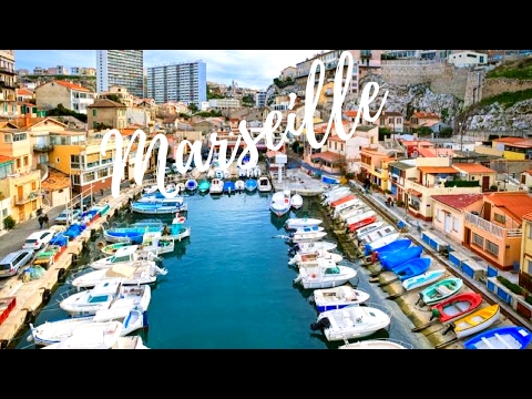 MARSEILLE France In 72 Hours