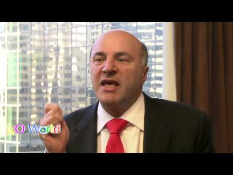 O World Project Interview - Kevin O'Leary - Venture Capitalist