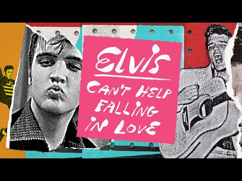 Elvis Presley – Can't Help Falling In Love (Official Animated Video)