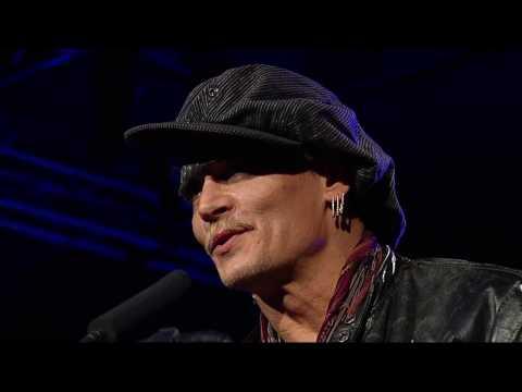 2017 TEC Awards Les Paul Award to Joe Perry of Aerosmith