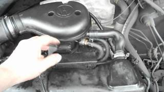 vw golf idle problems throttle body gasket