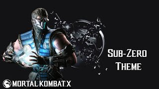 Mortal Kombat X - Sub-Zero: Cryomancer (Theme)