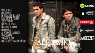 Eres Mi Todo - Alex y Mike - CD Competo