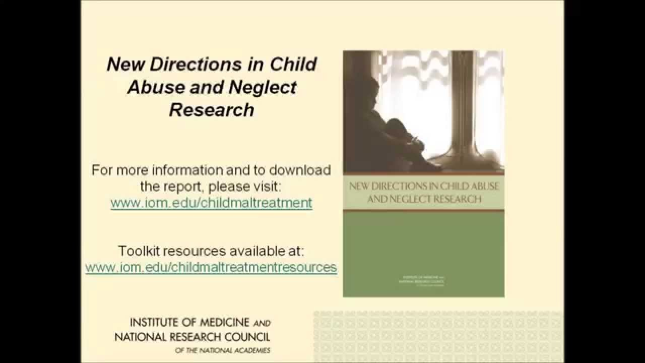 Child abuse research
