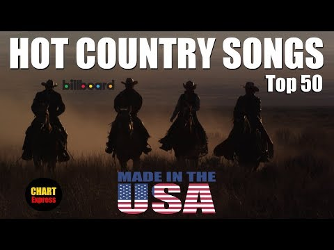 Billboard Top 50 Hot Country Songs (USA) | July 07, 2018 | ChartExpress