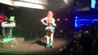 Ivy Queen Club La Boom NYC 10-26-2012