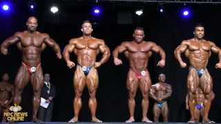 2012 IFBB British Grand Prix: 212 Men