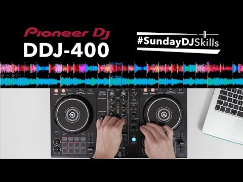 Pioneer DDJ 400 Performance - Trap, EDM & House Mix - #SundayDJSkills