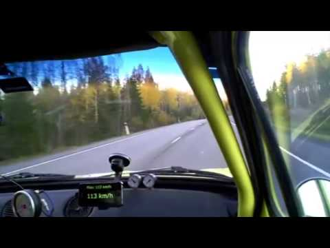 Fastest Ford Escort Mk1 in the World 1000HP+