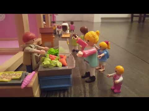 Playmobil - Le centre commercial- Film Playmobil