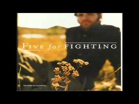 Five For Fighting 100 Years Acoustic Version HD