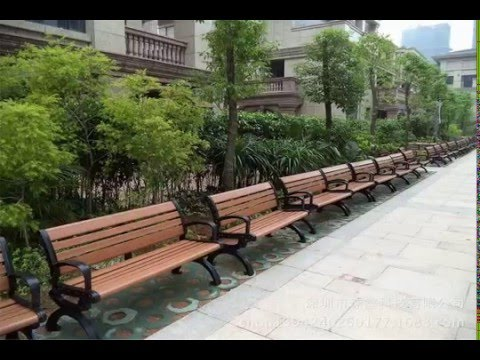 Composite Replacement Slat For Garden Bench Youtube