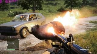 Far Cry 4 on Pentium g4400 nonOC - gtx 1060 3gt oc - 16gb