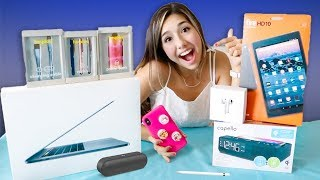 Back to School Tech Haul!!