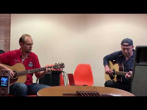 Алексей Горшков - Mr. Guitar (Tommy Emmanuel) - ресторан Джи Пи Вингс