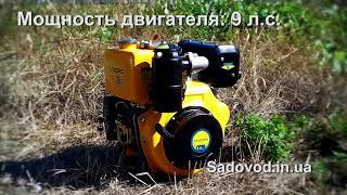Дизельный двигатель Sadko DE-410 ME (9 л.с.) обзор(, 2012-08-23T21:52:28.000Z)