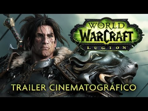 World of Warcraft: Legion — Trailer Cinemático