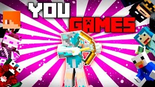 MANQUEO EXTREMO CONTRA YOUTUBERS | YouGames Skywars