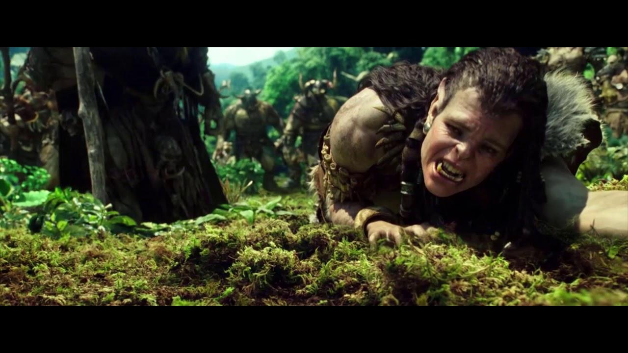Thrall Birth Scene Warcraft Youtube
