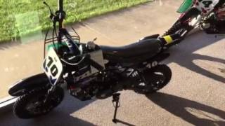 New 2019 Gas Powered 110cc Small Youth Dirt Bikes for kids - Q9 PowerSports USA