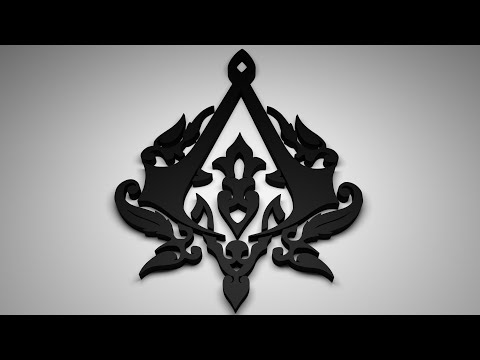 How to convert 2D image to 3D Mesh (Tutorial) (Assassins Creed Insignia) : Blender - Kidus Ehsetu