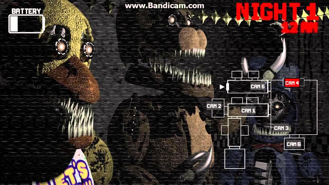 insanity fnaf fan-game COMO SE JUEGA ESTO!!!!! - YouTube