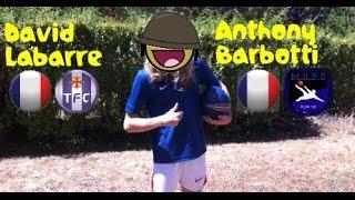 GabMorrison - Tout le Sport #5 : Les autres football avec David Labarre et Anthony Barbotti