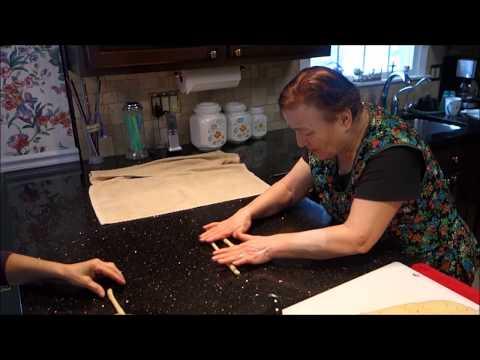 Italian Grandma Makes Taralli