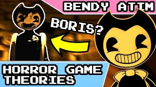 Bendy and the Ink Machine Theories: Sammy is Boris? 😈 - Horror Game Theory
