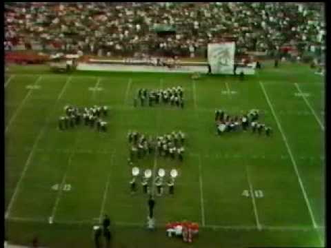 Gator Bowl 1966 Tennessee Syracuse