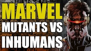 Mutants vs Inhumans: Which Is More Powerful? (Comicbook Concepts)