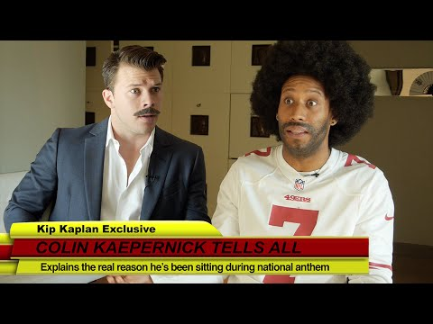 Colin Kaepernick Explains Himself