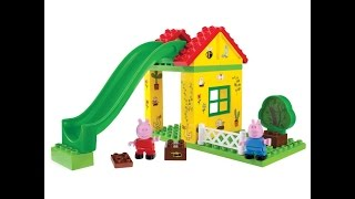 Peppa Pig La Maison Arbre Construction Peppa Pig Tree House Construction Set Jouet