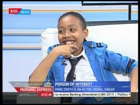 Person of Interest: Marc Smith, Musician, Actor and Model at 9 Years of age, 16th August 2016