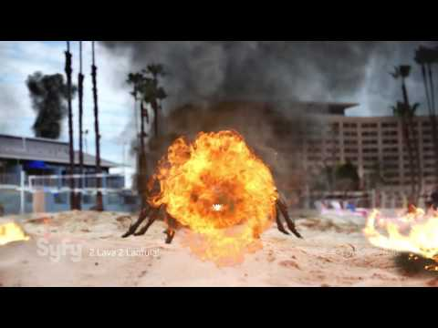 Syfy Original Movie: 2 Lava 2 Lantula!