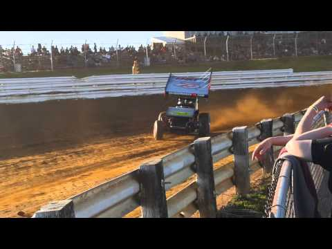 Here's coming at you full throttle at Selinsgrove Speedway